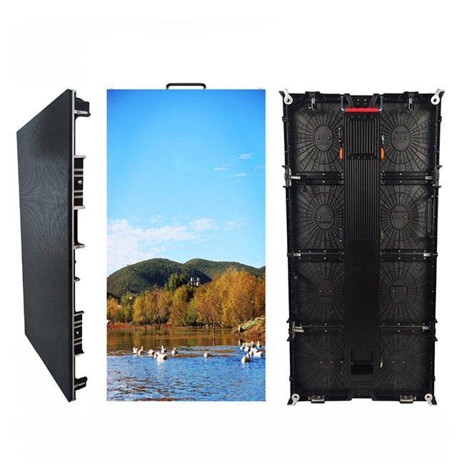 Haojingyuan wall outdoor led video display Supply for stadium-1
