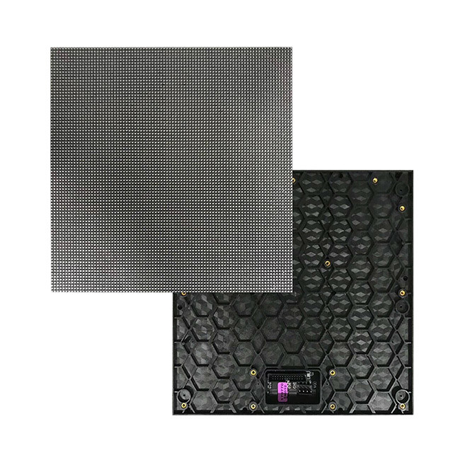 High definition P2.976 indoor stage rental led display