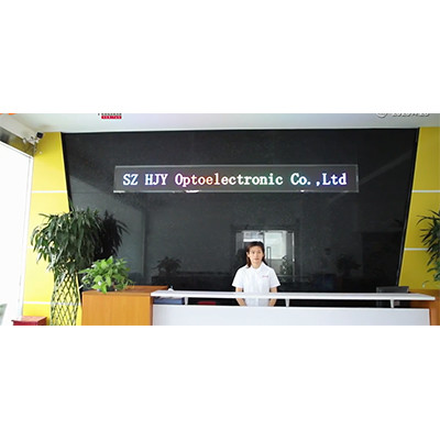 Shenzhen Haojingyuan Optoelectronic Co.,Ltd Is A Professional Led Display Screen Manufacturer