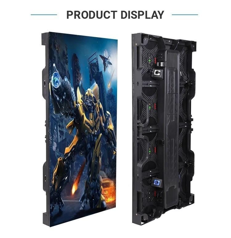 P3.91 indoor meeting room led video wall backgroud led display screen