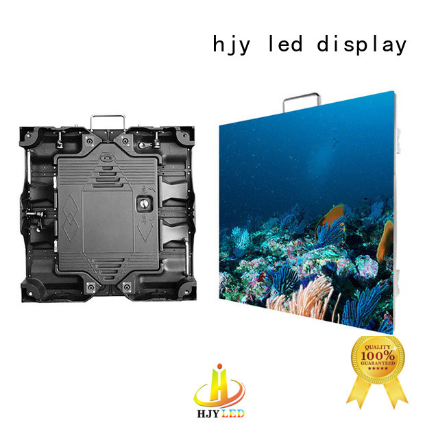 different style high definition led screens screen configuration for sea port
