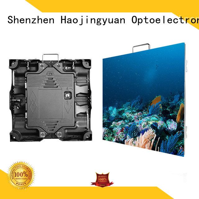 Haojingyuan Wholesale high definition led screens company for building