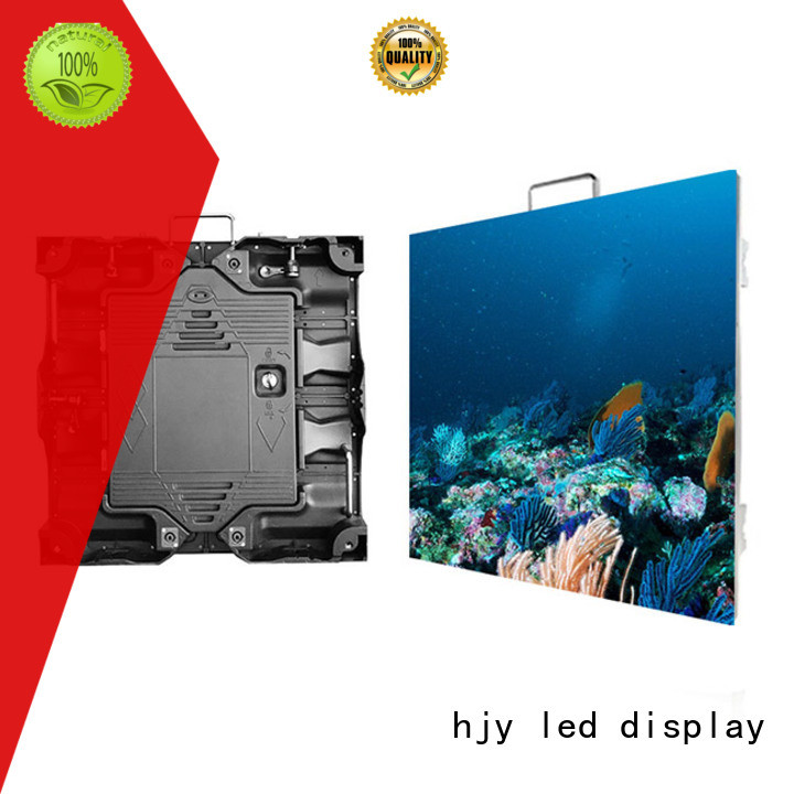 Haojingyuan Wholesale high definition led screens manufacturers for sea port
