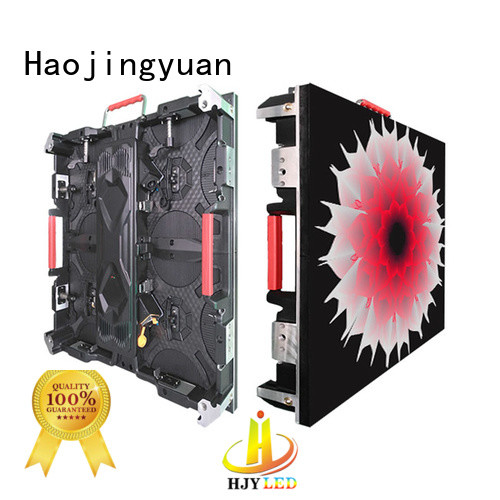 different style high definition led display concert indoor for sea port