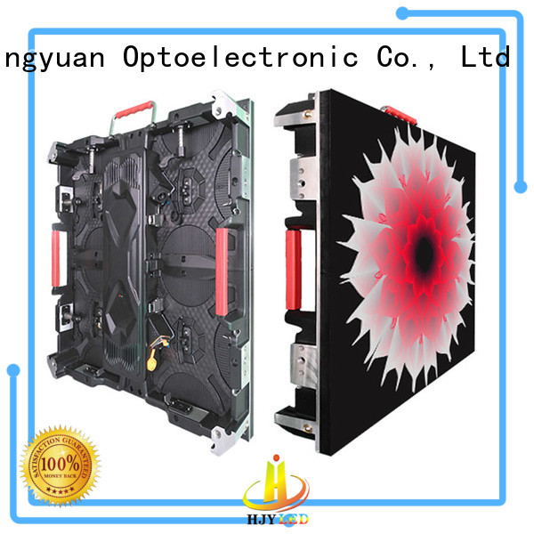 good quality HD led display panel backdrop manufacturer for taxi