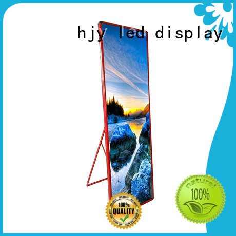 Haojingyuan Latest mirror led display Suppliers for stadium