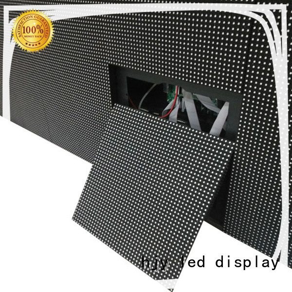 modern fixed led panel theme parks for hotels