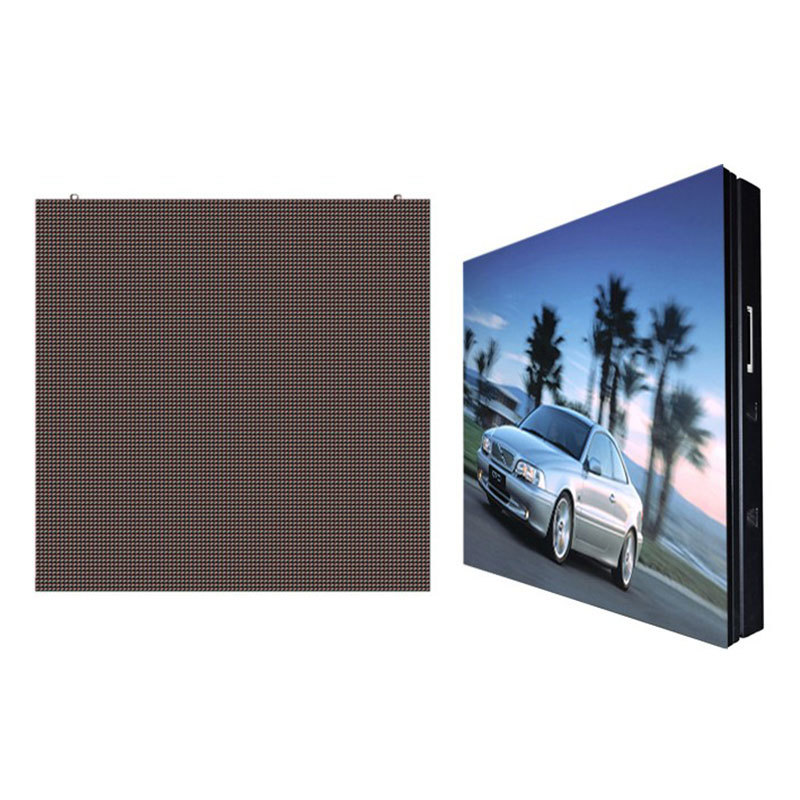 Outdoor DIP advertising led display module for P10