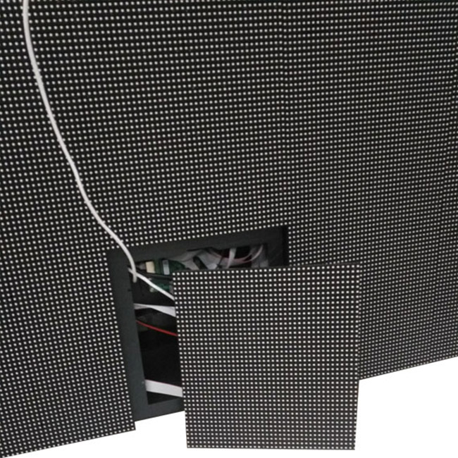 Haojingyuan Wholesale building large led matrix display factory for lobby-1
