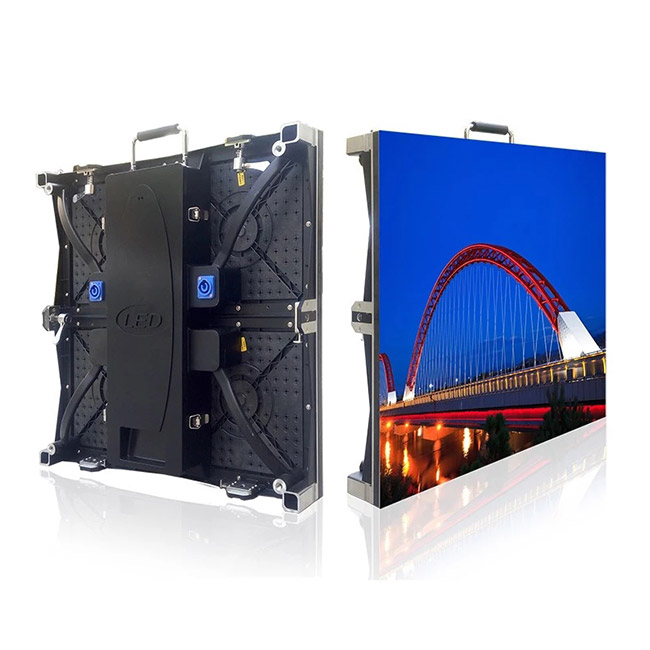 Haojingyuan Best stage led display Supply for shopping mall-1