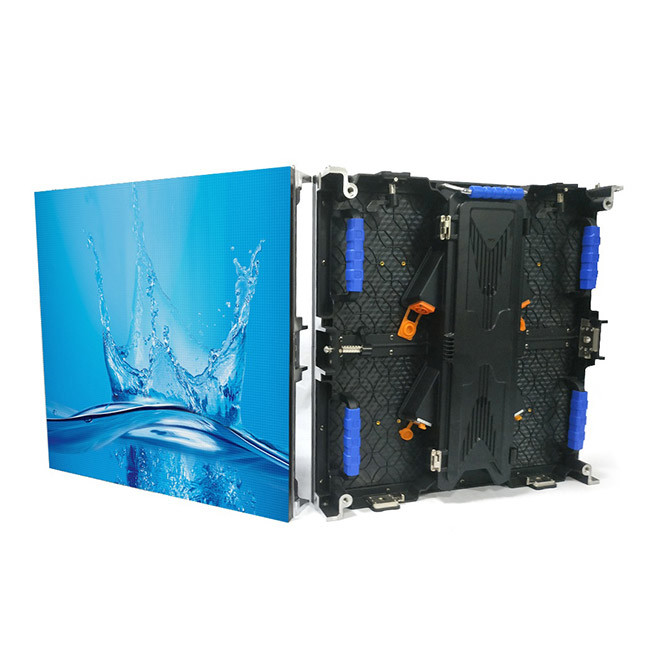 Stage rental led display panel P3.91 indoor led video wall