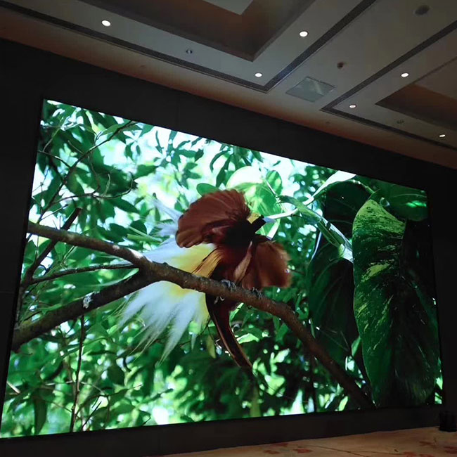 Latest indoor led display module for business for hotels-1
