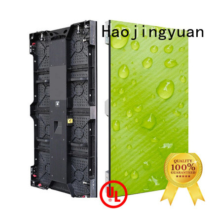 Haojingyuan simple led panels for stage from China for stadium