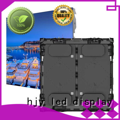 Haojingyuan stadium stadium led display for business for football stadium