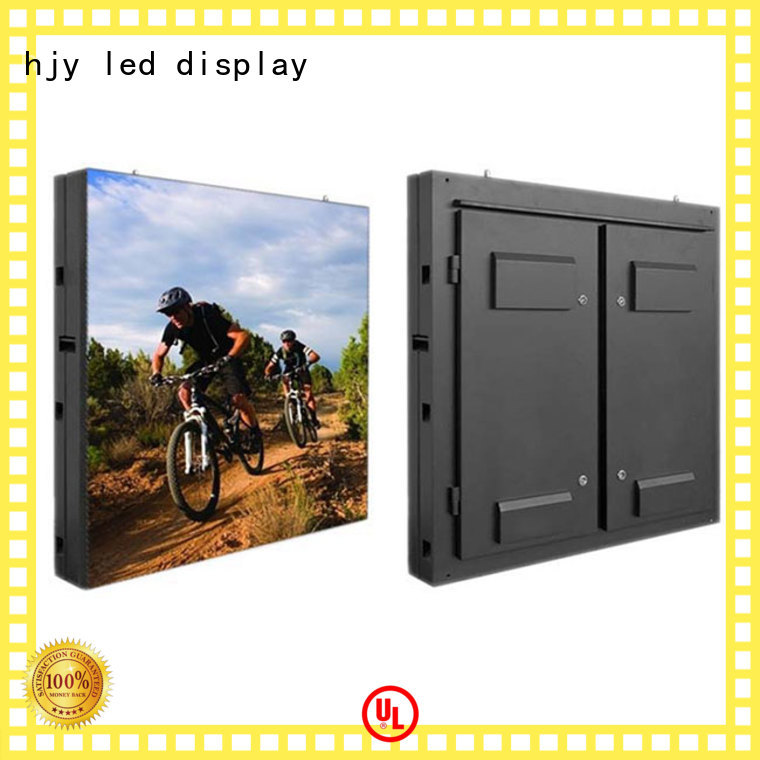 New indoor fixed led screen indoor manufacturers for lobby