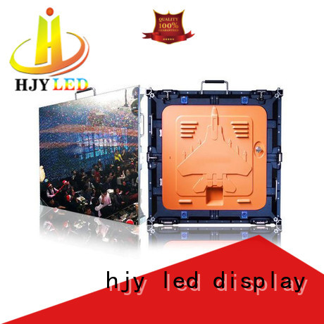 different style high resolution led display elegant configuration for sea port
