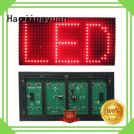 Haojingyuan dip dip led module online shopping for street