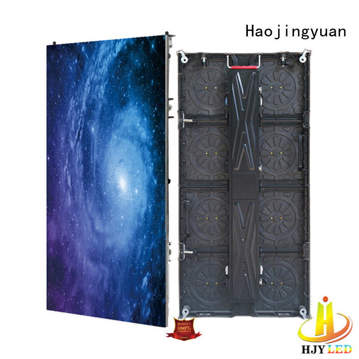 Haojingyuan Latest led panels for stage factory for concert