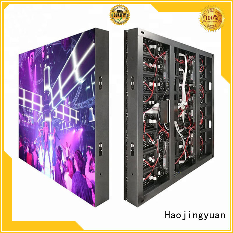 Wholesale outdoor led display resolution Supply for lobby