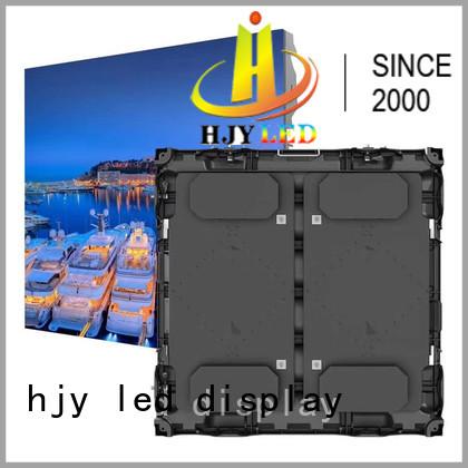 gym led display board football for football stadium Haojingyuan