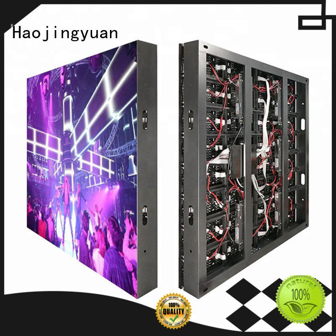 customized outdoor fixed led display waterproof outdoor use for lobby