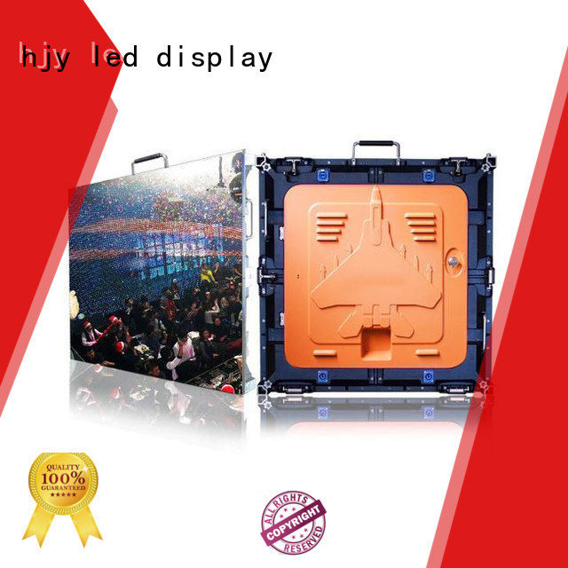 Best high quality led screen indoor Supply for taxi