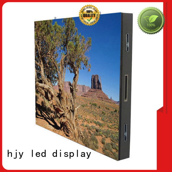 unique design led display fixed color outdoor use for school