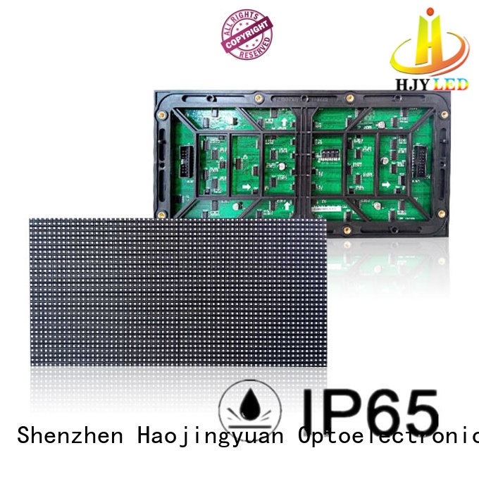 Haojingyuan professional smd led module online shopping for wall