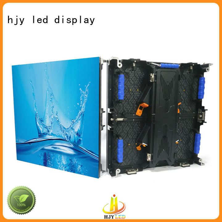 Haojingyuan stage outdoor stage rental LED Suppliers for shopping mall