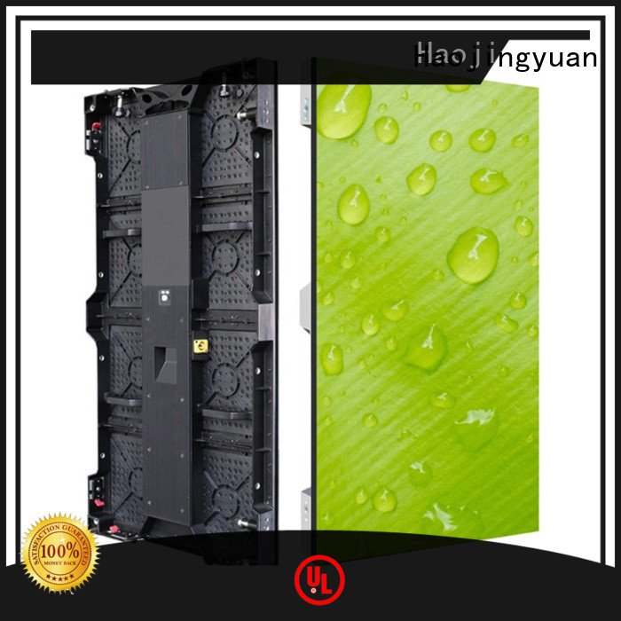 Haojingyuan stage led panels for stage company for concert