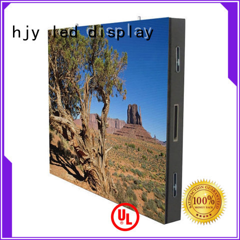 Haojingyuan New led road display manufacturers for school