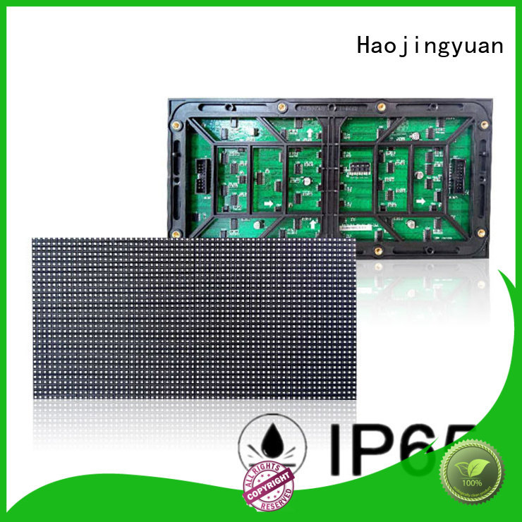 Haojingyuan led smd led module factory for wall