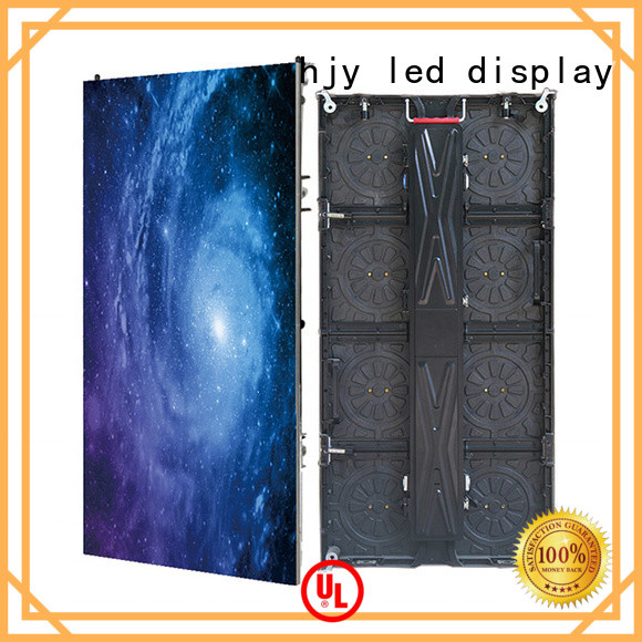 Custom led panels for stage wall company for stadium