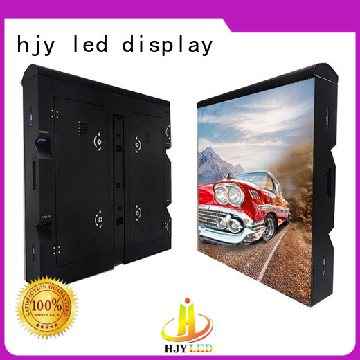 Haojingyuan stable large stadium led display screen outdoor events for party