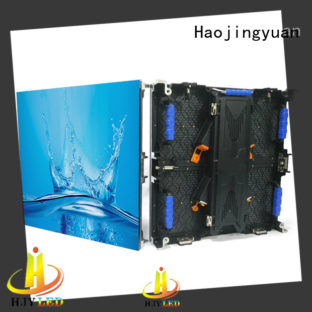 fashionable stage rental led display video directly sale for concert