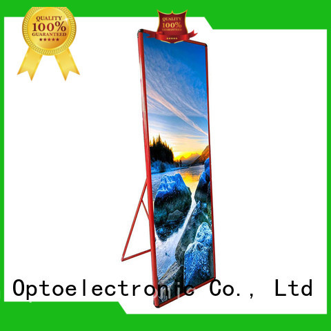 best quality Mirror led display led manufacturer for air port