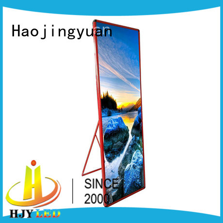 best quality led poster signs manufacturer for Street