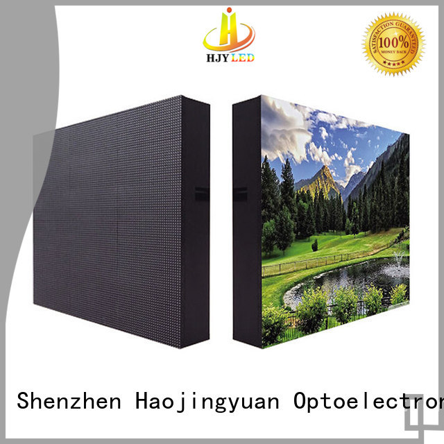 customized indoor led display advertising outdoor use for lobby