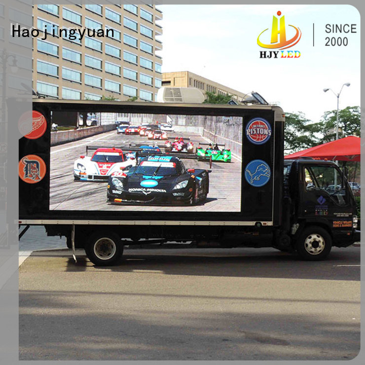 Haojingyuan widely used led truck lights wholesale factory sale for school
