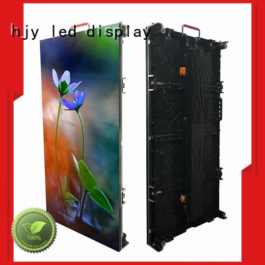 p481 led wall stage vivid colors Haojingyuan