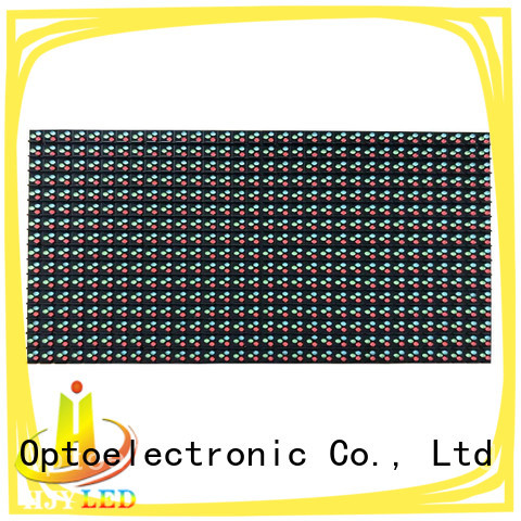 Haojingyuan customized led module series for cafeteria