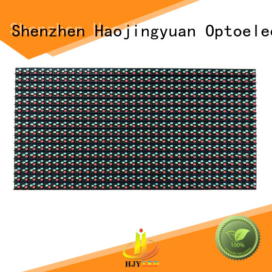 professional led display module white technology for street