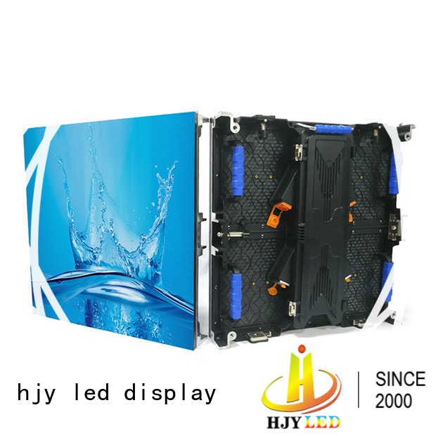 higher efficiency Rental led display from China