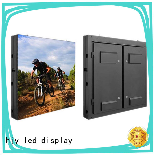 customized waterproof led display board Fixed fixed theme parks for lobby