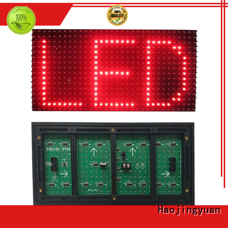High-quality led module display factory for street