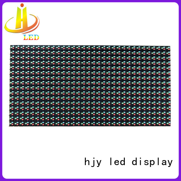 customized led display module board series for wall