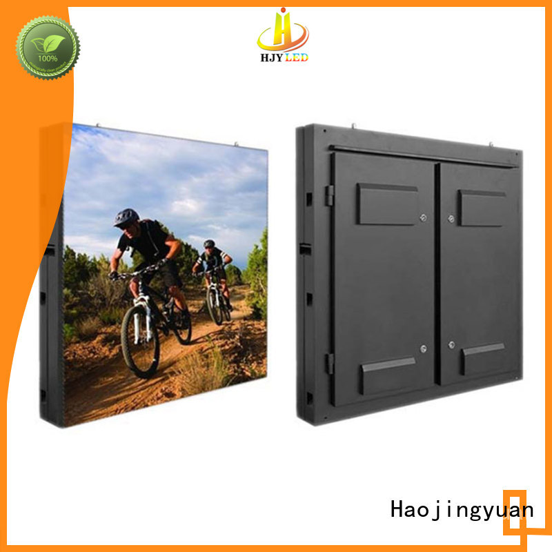 modern outdoor fixed led display strong theme parks for lobby