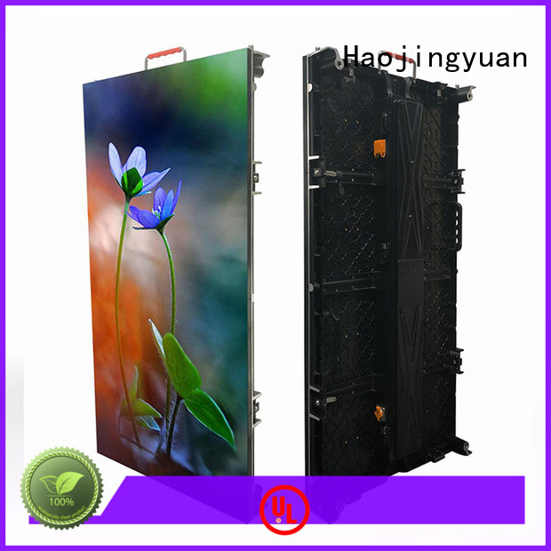 simple led screen on stage concert from China for concert