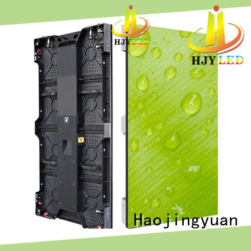 fashionable stage rental led display rental directly sale for stadium
