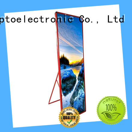 Custom mirror led display shop Suppliers for air port